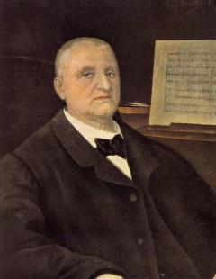 Anton Bruckner (Ferry Bératon, 1890)