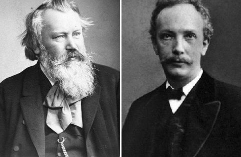 Johannes Brahms Richard Strauss