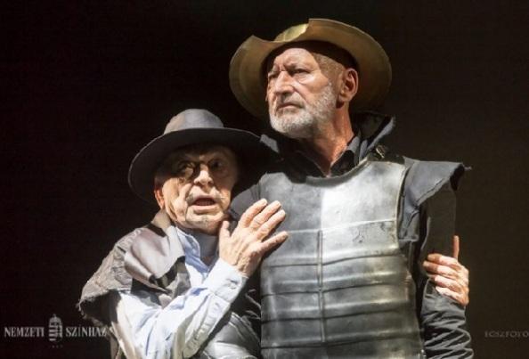 Don Quijote (Nemzeti Színház, Bodrogi Gyula, Reviczky Gábor) (ESzZs)