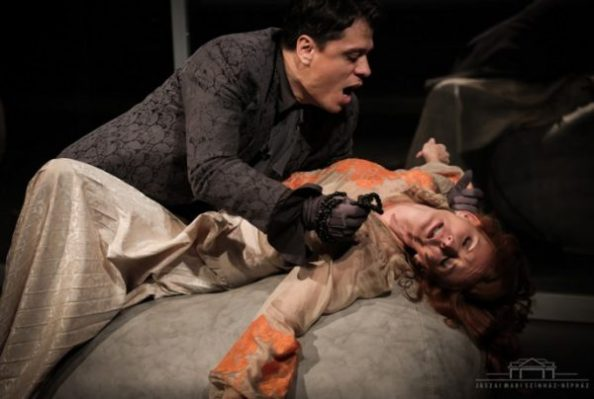 Tartuffe (Jászai Mari Színház, Crespo Rodrigo, Major Melinda)