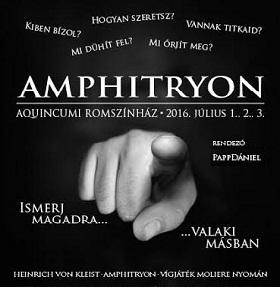 Amphytrion-plakát