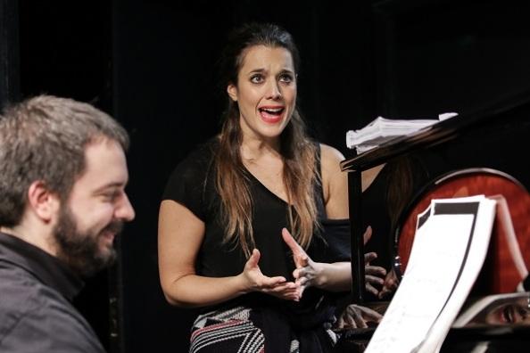 Cosí fan tutte (Dinyés Dániel, Szolnoki Apollónia mint Dorabella) (BN)