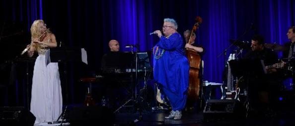 A szólisták és a Class Jazz Band (VT)