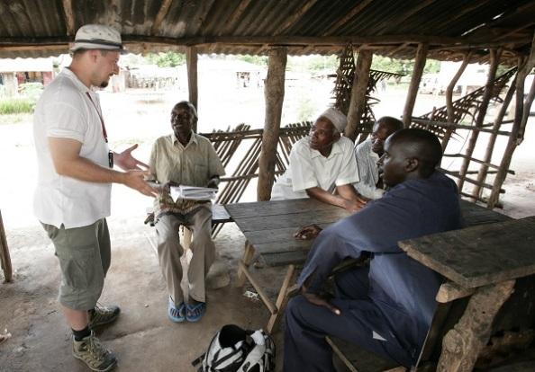 Tanzánia Mvuti nevű falujában találkozhattam az Öregek tanácsával