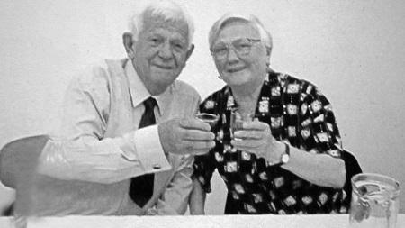 Kevesen vannak már a kortanúk: Werny László és felesége, Szeltner Hedvig