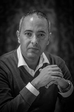 Kamel Daoud (Fotó: ClaudeTruong-Ngoc)