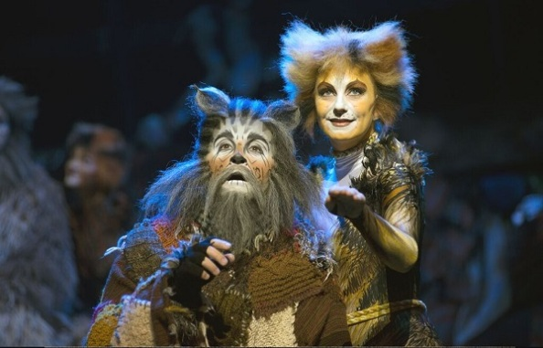 Gus Gastrofar, a színházi macska