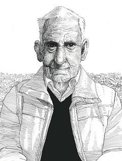 Hendrik Groen (elképzelt portréja...)