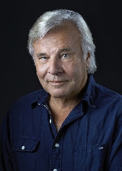 Jan Guillou (Fotó: Peter Knutsen)