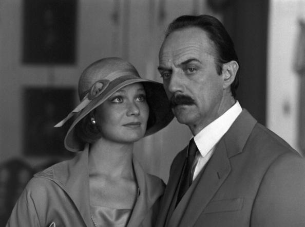 A vörös grófnő (1984), Básti Juli, Bács Ferenc