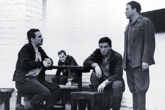 Hideg napok (1966), Latinovits Zoltán, Darvas Iván, Szilágyi Tibor, Szirtes Ádám