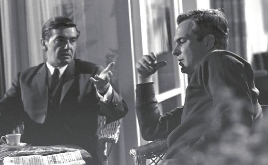 Falak (1968), Gábor Miklós, Latinovits Zoltán