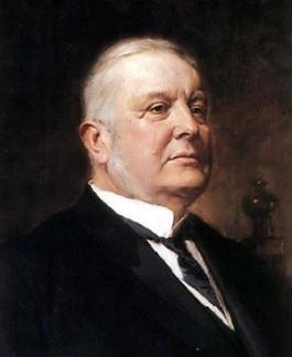 Wekerle Sándor, Magyarország háromszoros miniszterelnöke (Benczúr Gyula festménye, részlet)