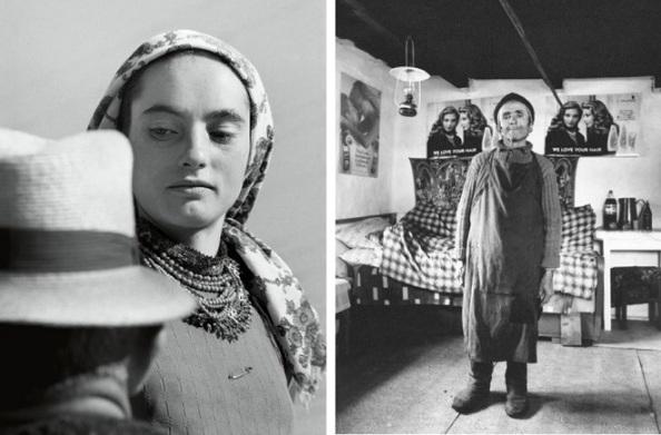 Fejkendős lány, 1975 © Várfok Galéria