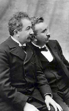 August és Louis Lumière