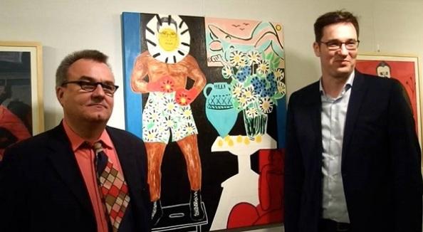 Karácsony Gergely a humanizmus Mike Tysonjaként Matisse margarétái között (BD)