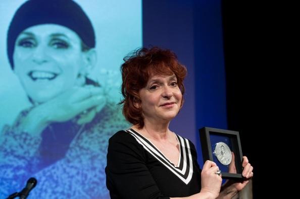 A Psota Irén-díjas Hernádi Judit színművész
