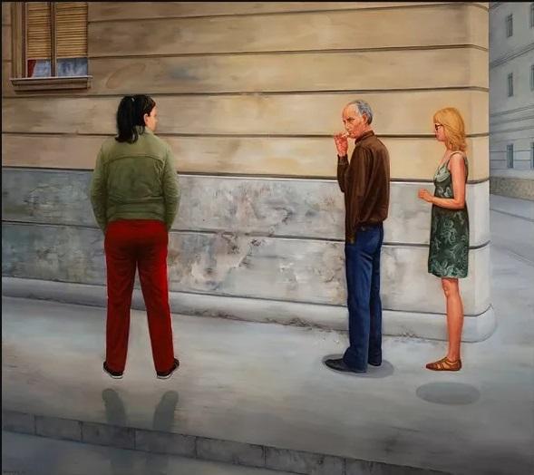 Jelenés a Bérkocsis utcában (2017)