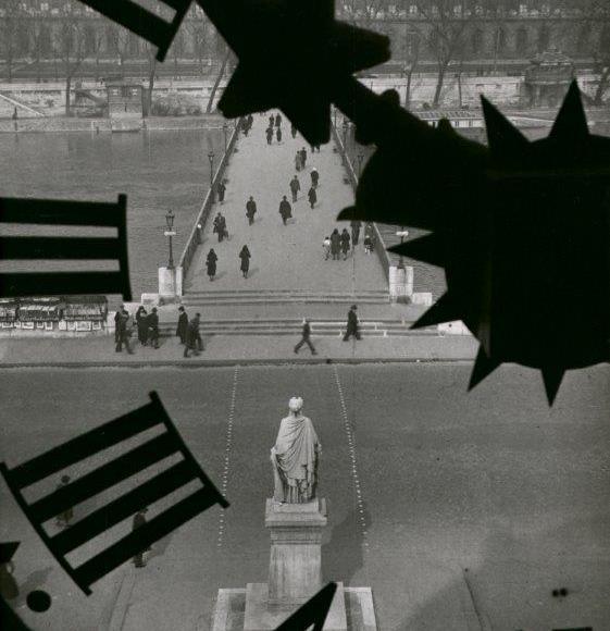 André Kertész: A Pont des Arts
