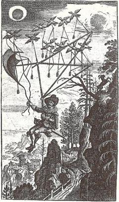 Francis Godwin: Der Fliegende Wandersmann