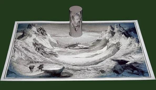 Orosz István: A rejtelmes sziget. Verne anamorfózis