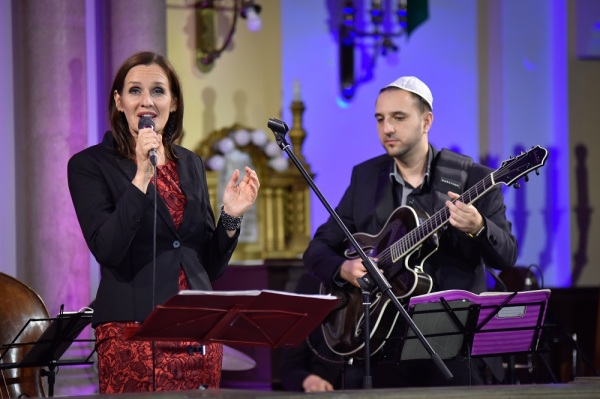 Malek Andi Soulistic – Yiddish Swing