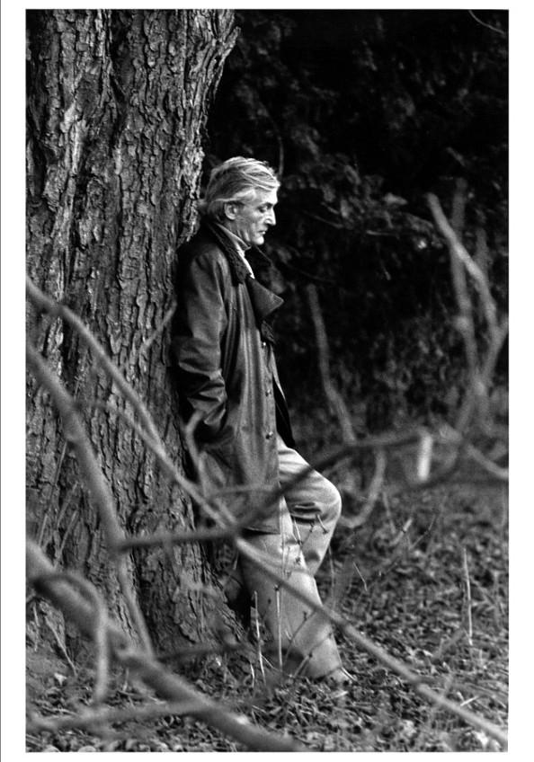 Pilinszky János, 1978 © Szebeni András