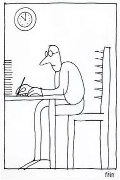 Az író/grafikus/publicista
